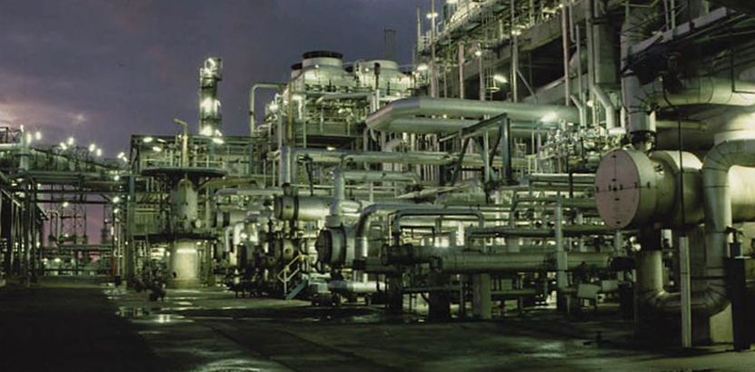 Total refinery