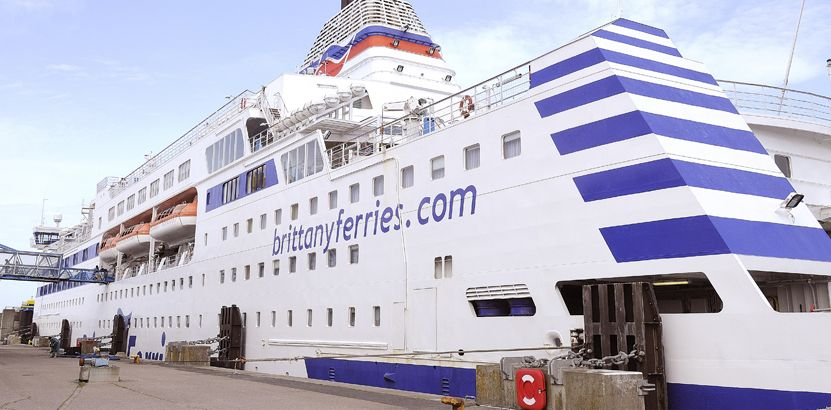 Ferry Le Normandie