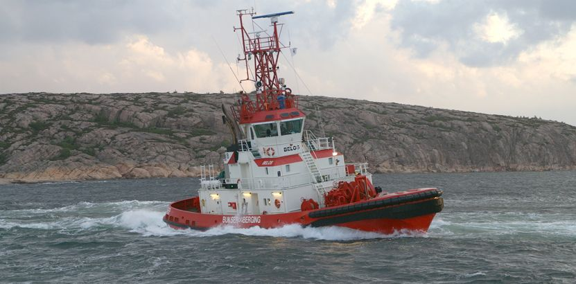 Belos Tugboat - Bukser&Berging
