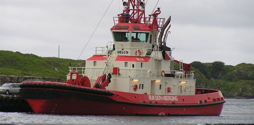Belos Tugboat - Bukser&Berging2